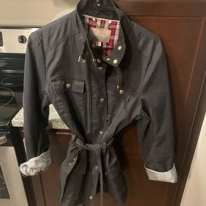 Banana republic short trench coat